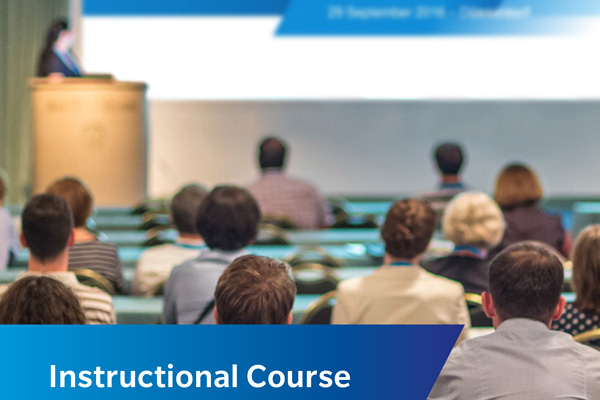 Instructional Course shoulder educational pathway 2019